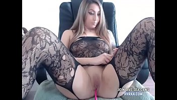 blonde big boobs live masterbuting sex